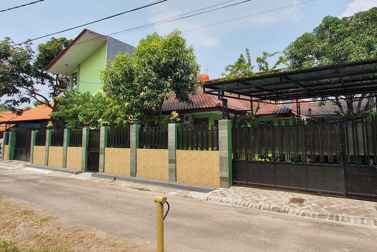 The Green Raff's Residence Tangerang - Facade