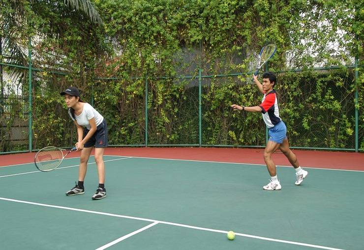 Batavia Apartment, Hotel & Serviced Residence Jakarta - Tennis Court