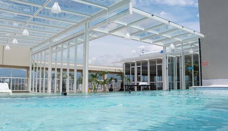 Grand Tebu Hotel Bandung - Pool