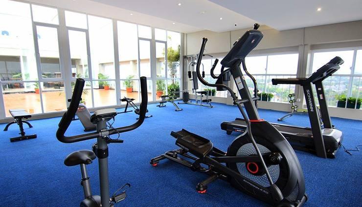 Grand Tebu Hotel Bandung - Fitnes
