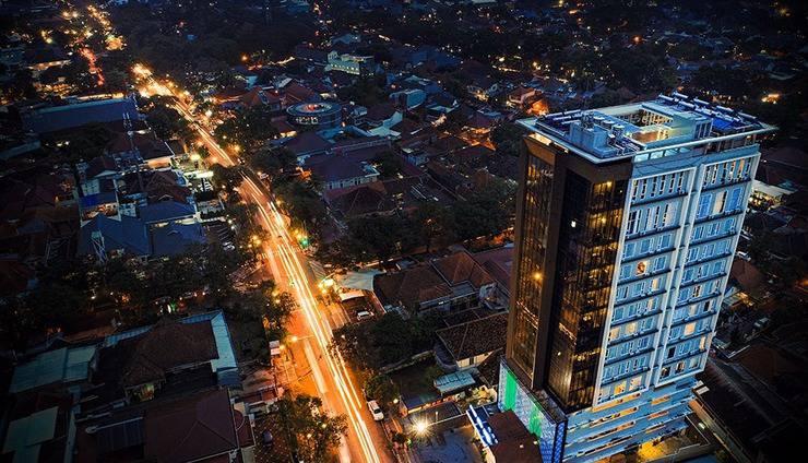 Grand Tebu Hotel Bandung -
