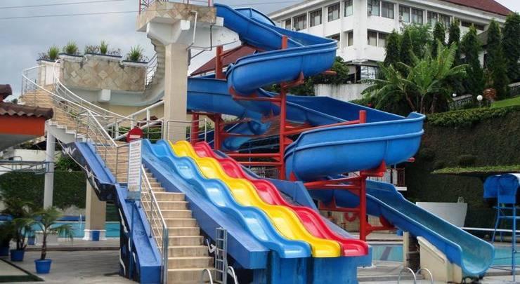 Hotel Marcopolo Lampung - Waterboom Kolam Renang