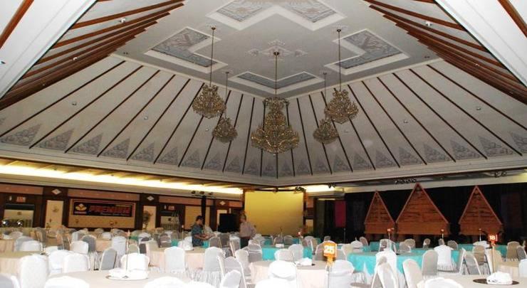 Hotel Marcopolo Lampung - Ballroom