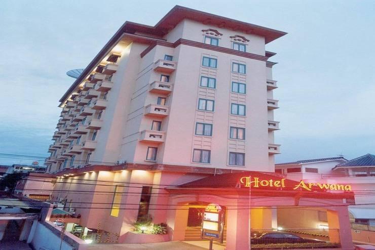 Hotel Arwana Jakarta - Tampilan Luar Hotel