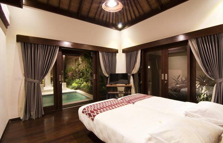 Villa Puspa Bali - Kamar