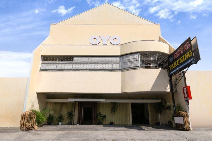 OYO 1212 Hotel Pakuning Yogyakarta - Facade