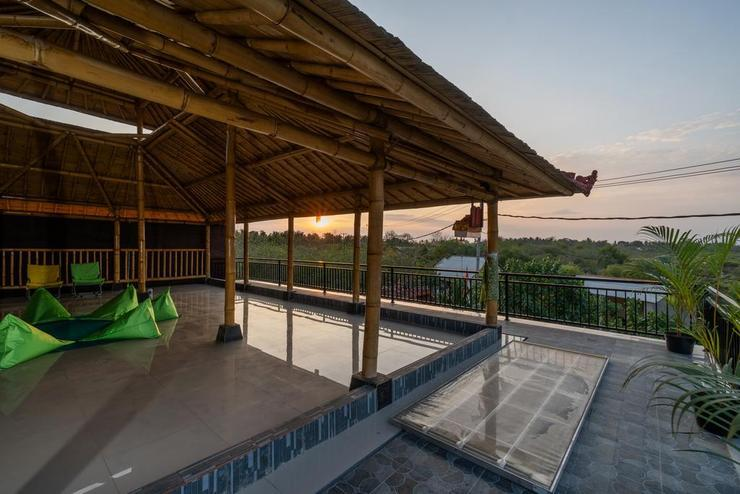 The Green Groves Hostel Bali - Appearance