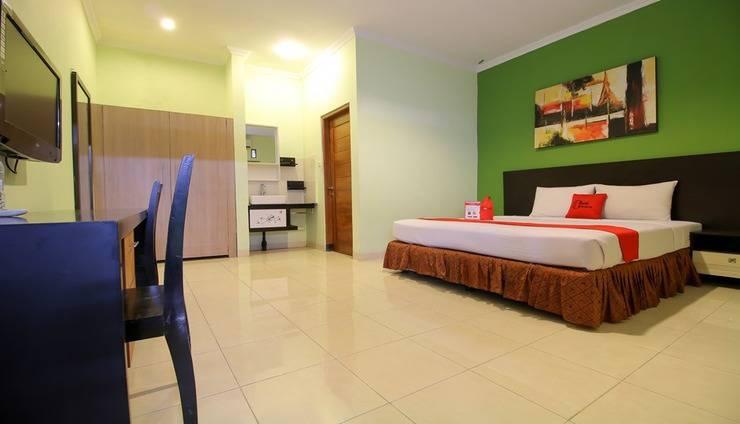 RedDoorz Plus @ Taman Siswa 2 Yogyakarta - Room