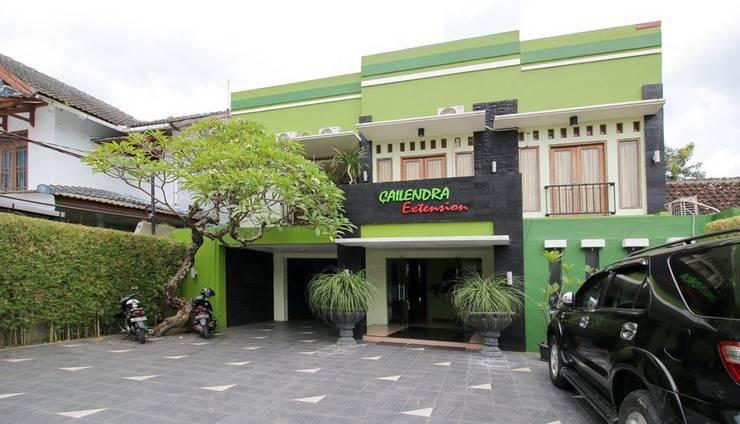 RedDoorz Plus @ Taman Siswa 2 Yogyakarta - Exterior
