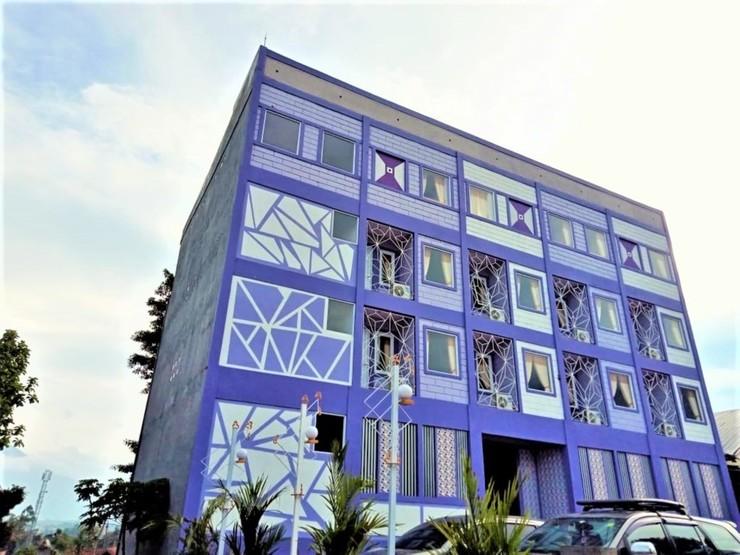 Ungu Hotel Garut Garut - Exterior