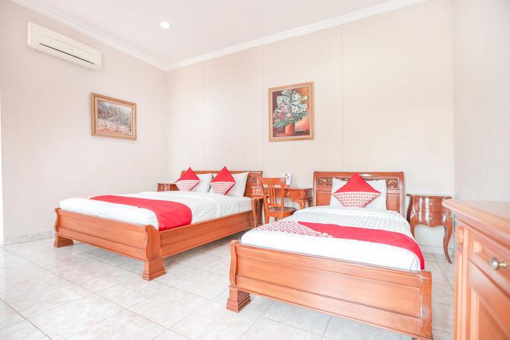 OYO 232 Hotel Lurus Bogor - Bedroom