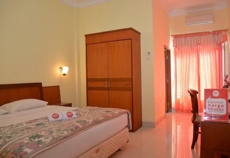 NIDA Rooms Bandar Lampung Soekarno Hatta Lampung - Kamar