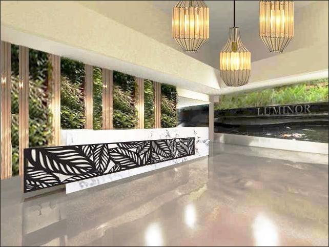Luminor Hotel Jember Jember - Lobby