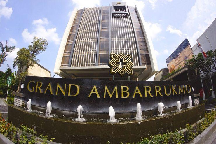 Grand Ambarrukmo Yogyakarta - Exterior