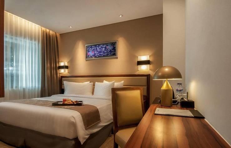 Arthama Hotels Losari Makassar - Room
