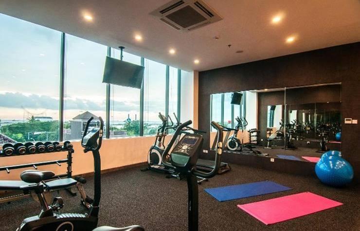Arthama Hotels Losari Makassar - Gymnasium