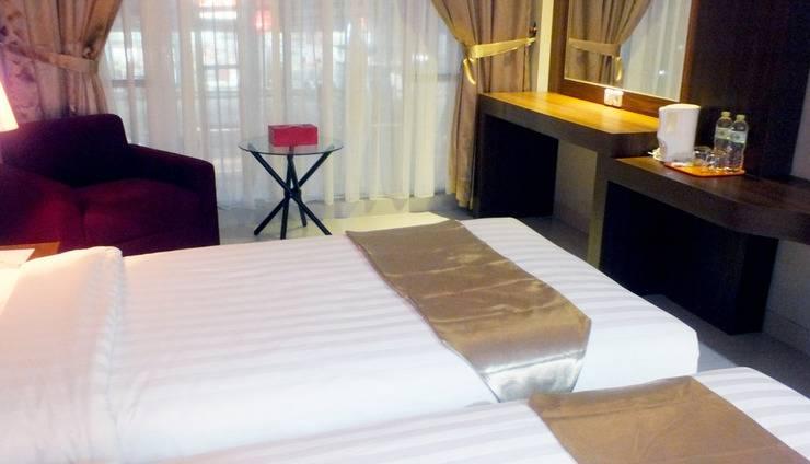 Sofyan Inn Altama - Hotel Halal Pandeglang - Kamar tamu