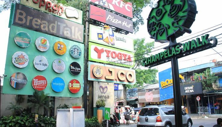Green Batara Hotel Bandung - Cihampelas Walk