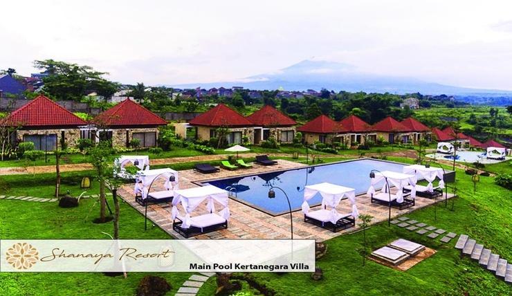 Shanaya Resort Malang Malang - Exterior