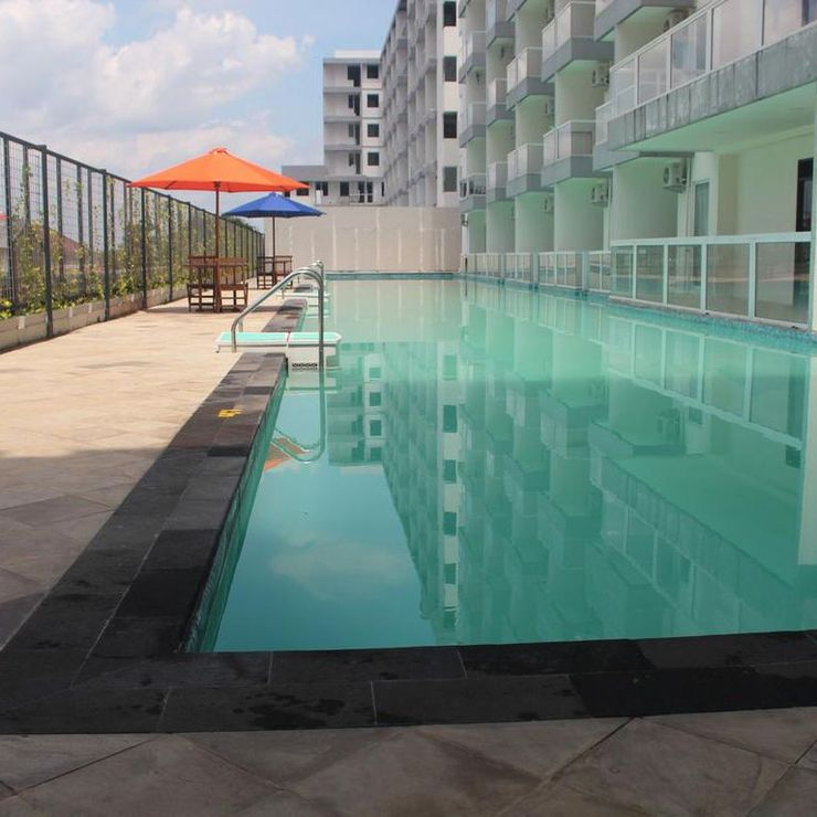 VIVO A8U10 Mountain View Yogyakarta - Pool
