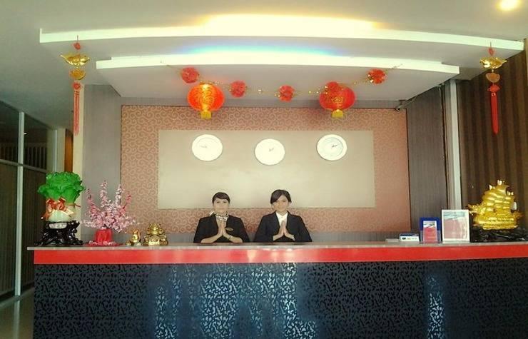 Hotel Permata Makassar Makassar - Lobby