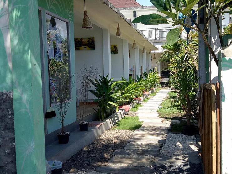 Palm Tree Villas Lombok - Exterior