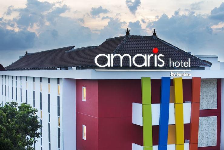 Amaris Hotel Kuta Bali - Front of Property