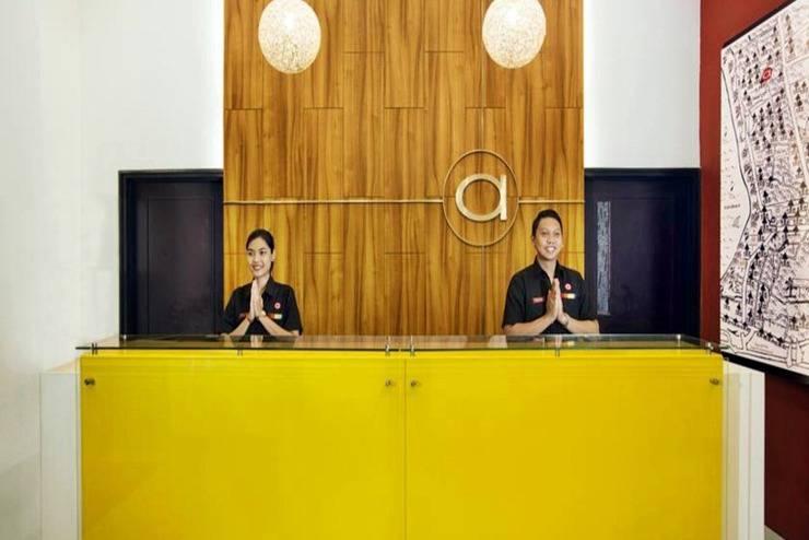 Amaris Hotel Kuta Bali - Resepsionis