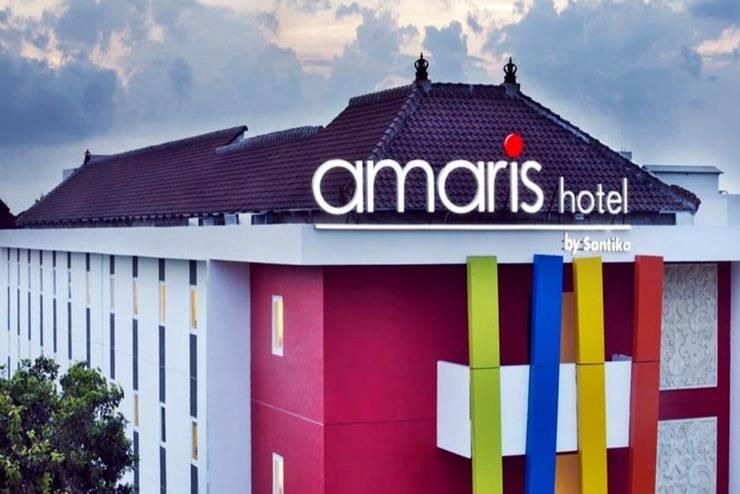 Amaris Hotel Kuta Bali - Tampilan Luar Hotel