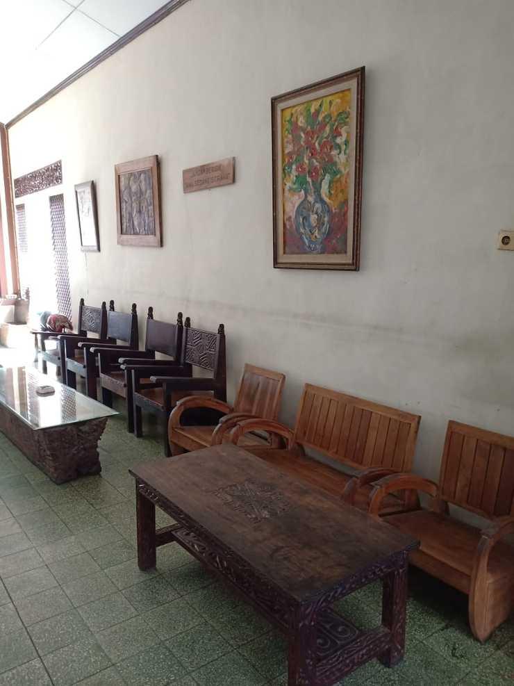 Borneo Hostel Jakarta - exterior