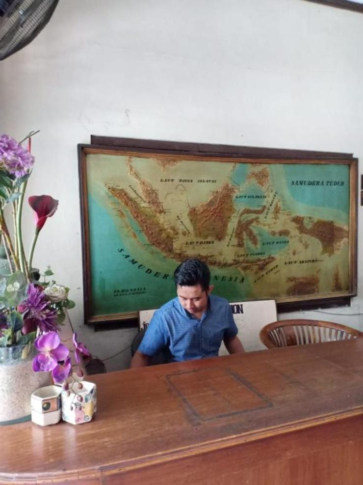 Borneo Hostel Jakarta - lobby