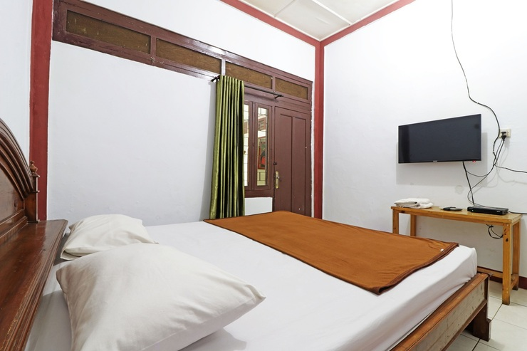 Borneo Hostel Jakarta - Superior