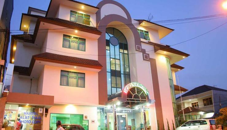 Hotel Puri Kwitang - tampak depan