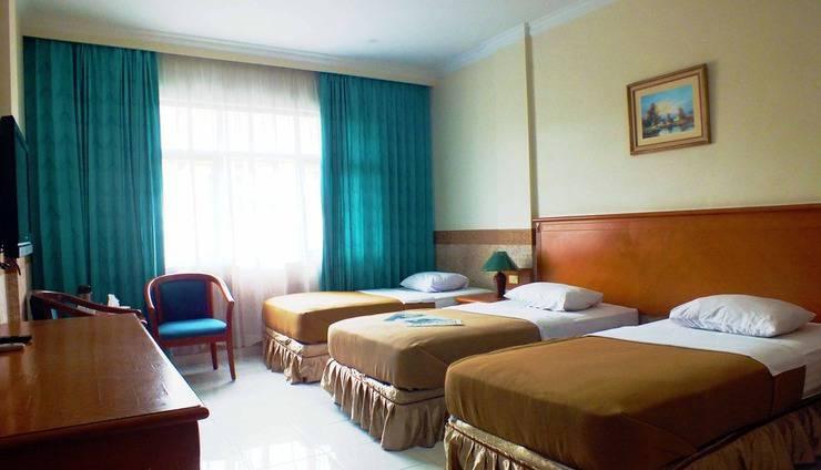 Hotel Puri Kwitang - Kamar Deluxe