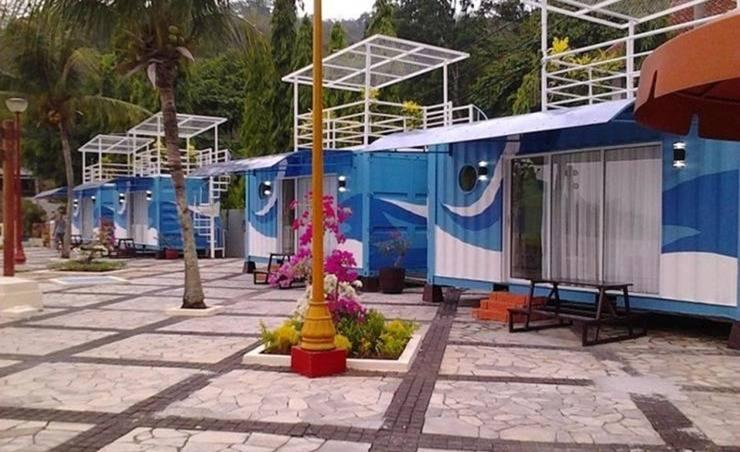 Review Hotel D'Cabin Hotel Container Jatiluhur (Purwakarta)