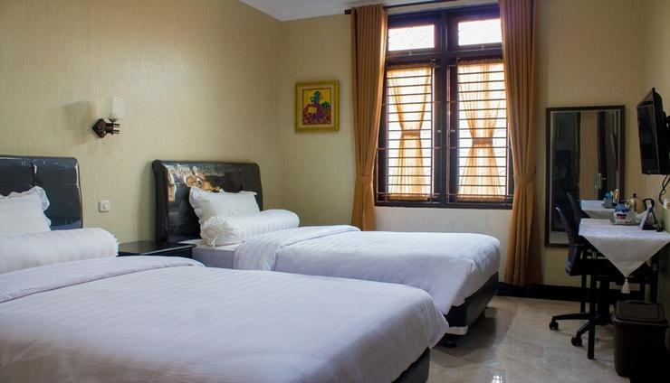 Cozzy Kostel Bogor Managed by Salak Hospitality Bogor - Room