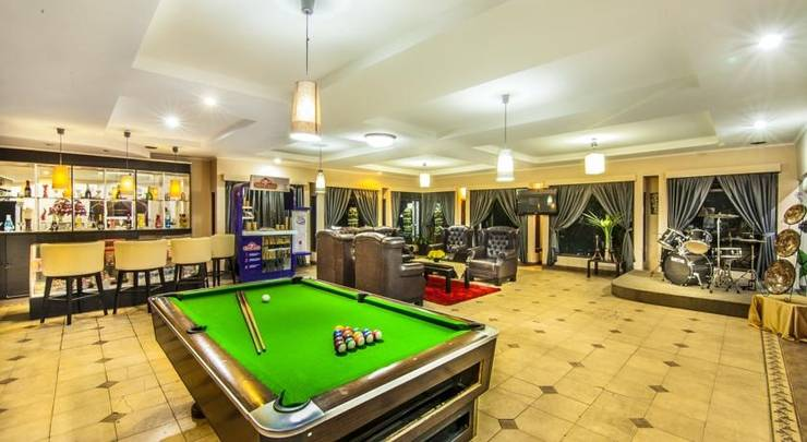 Grand Prioritas Hotel Bogor - Billiard