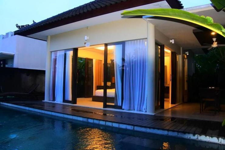Cani Kaya Villa Ubud Bali - Pool