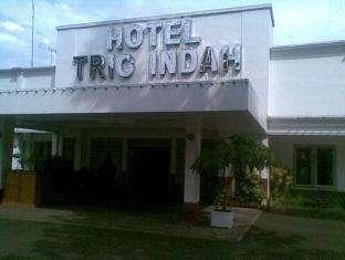 Hotel Trio Indah 1 Malang - Tampak Luar