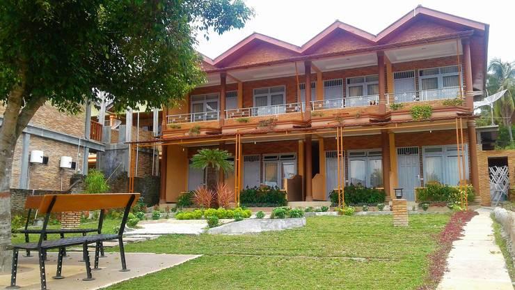 Tamado Cottages Danau Toba - Bangunan Tamado Cottages
