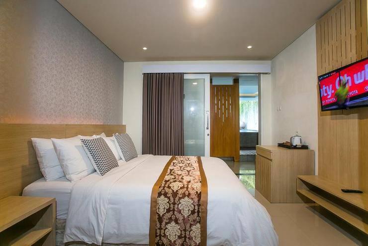 Mahalaksmi Boutique Hotel Bali - Guest room