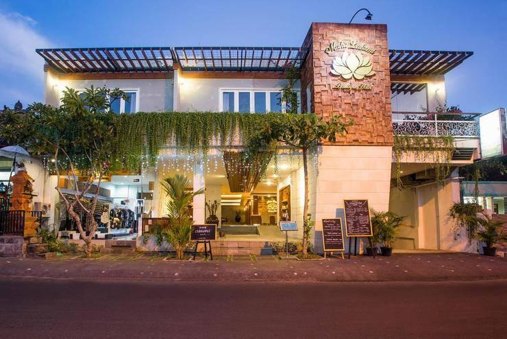 Mahalaksmi Boutique Hotel Bali - Exterior
