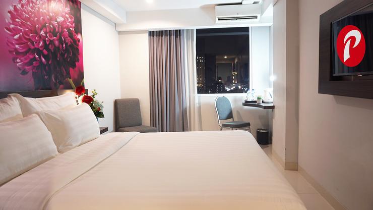 d'primahotel Panakkukang (Formerly Fave Hotel Panakkukang) Makassar - Superior Queen bed