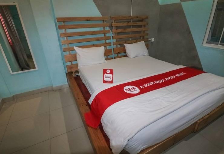 NIDA Rooms Riatur Helvetia Medan Kota - Kamar tamu