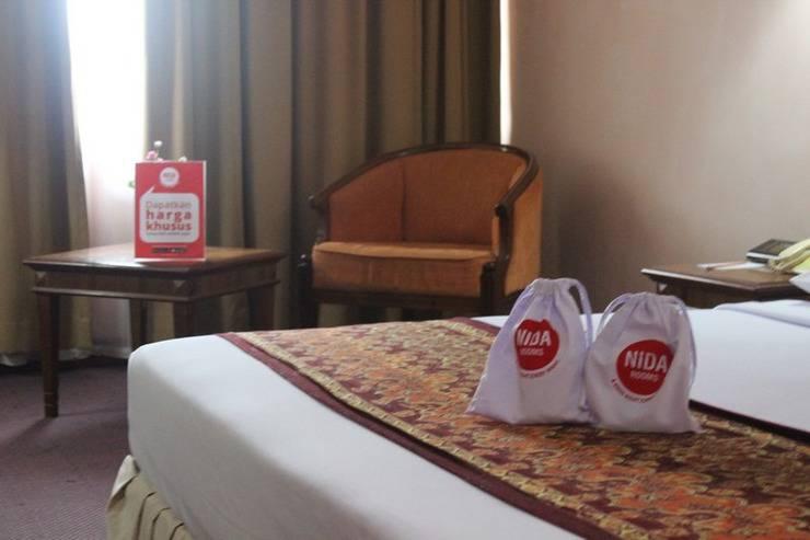 NIDA Rooms Gatot Subrato 92 Jelutung Jambi - Room