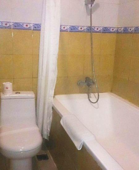 NIDA Rooms Lombok Desa Krandangan - Kamar mandi