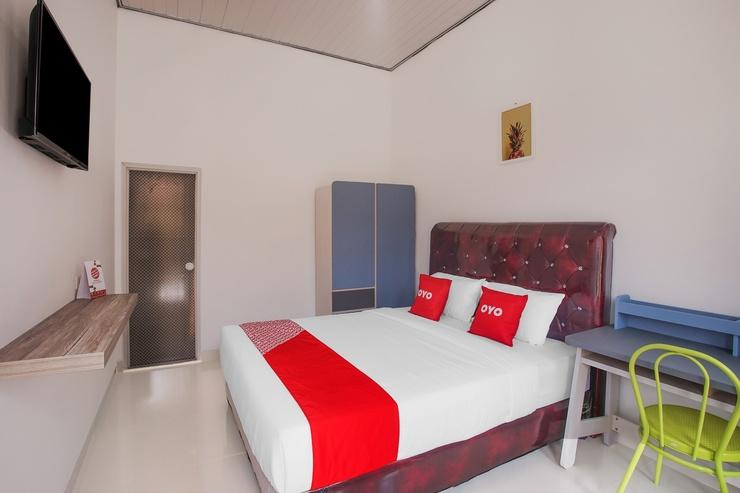 OYO 3839 Wisma Bambu Syariah Bandar Lampung - Guestroom