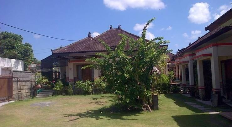 Bali Puri Ratu Hotel Bali - Tampilan Luar
