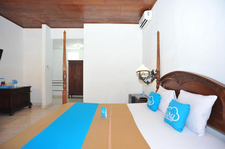 Airy Eco Sanur Beach Street Walk Hang Tuah 43 Bali - Deluxe Double