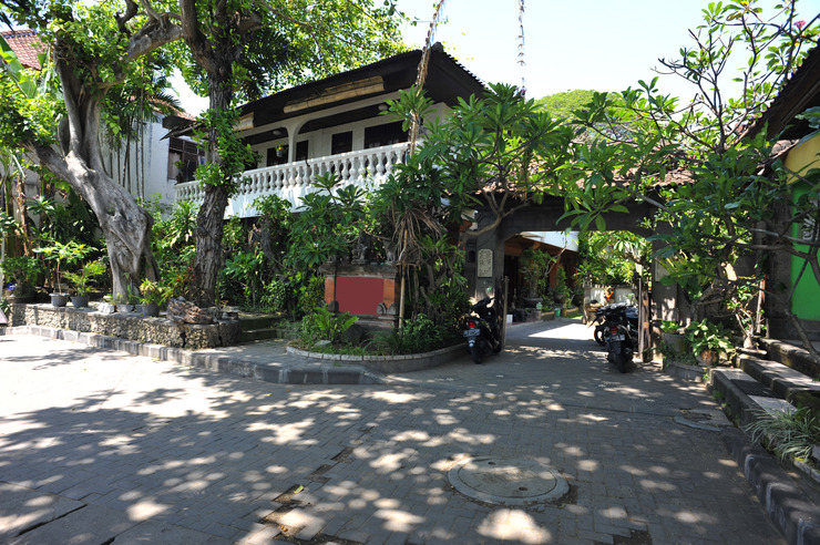 Airy Eco Sanur Beach Street Walk Hang Tuah 43 Bali - Property Building